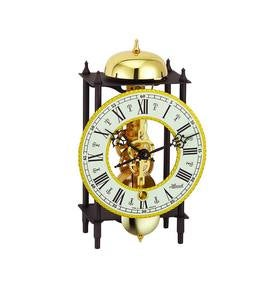 Hermle Metal Tabletop Skeleton Clock