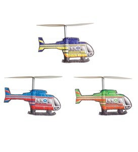 Soaring Copters