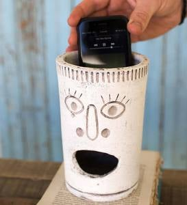 Clay Big Mouth Smartphone Speaker