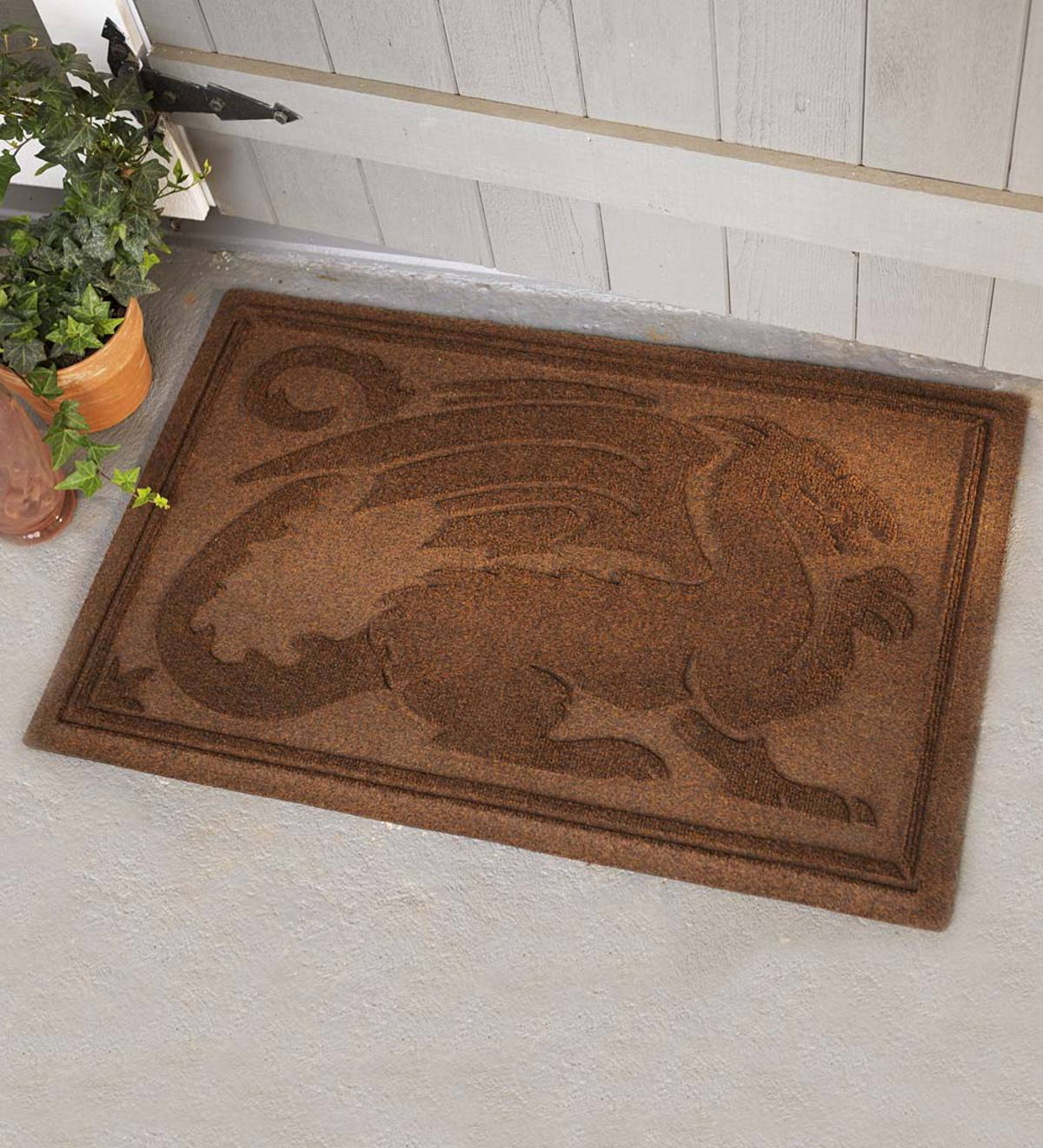 Waterhog™ Dragon Doormat