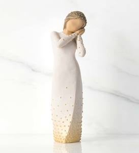 "Willow Tree ""Wishing"" Figurine"