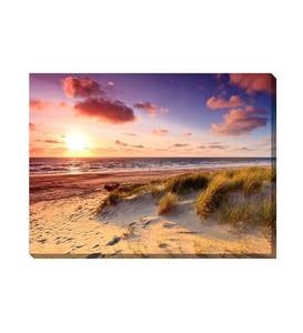 Windswept Outdoor Photographic Canvas Wall Art