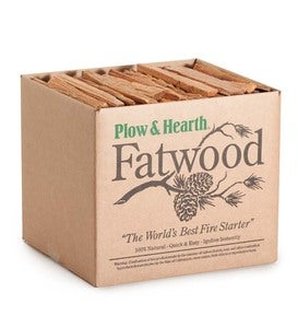 10 lb. Box Of Fatwood Kindling