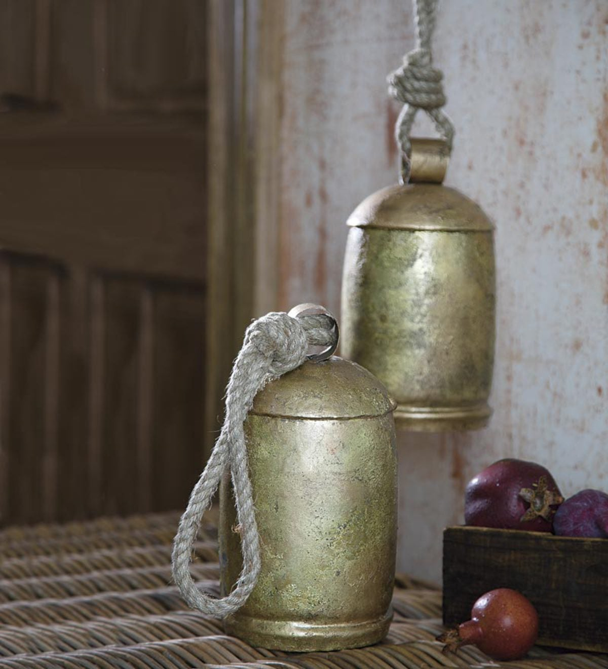 Small Iron Meditation Bell