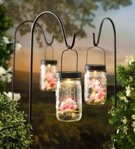 Solar Mason Jar Light Kit