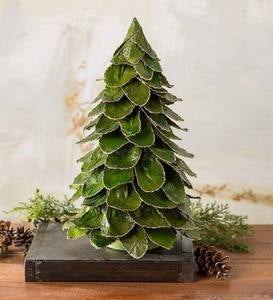 Butterfly Leaf Christmas Tree