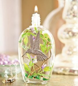 Hummingbird Lifetime Oil Candle