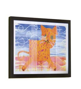 Small Storage Picture Frame - Black