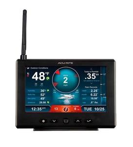 Pro 5-in-1 Weather Station With HD Display and Lightning Detector