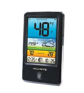 AcuRite® Color LCD Weather Forecaster