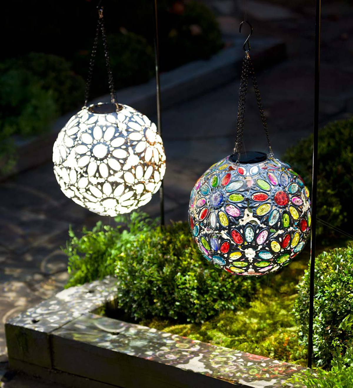 Solar Jewel Ball