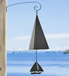Nantucket Bell Buoy wth Skip Jack Wind Chime