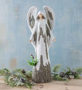 Winterfrost Angel Statue