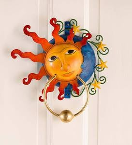 Celestial Door Knocker