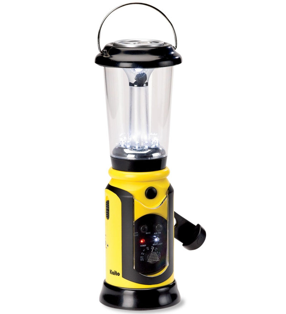 Endurance Flashlight/Lantern - Yellow