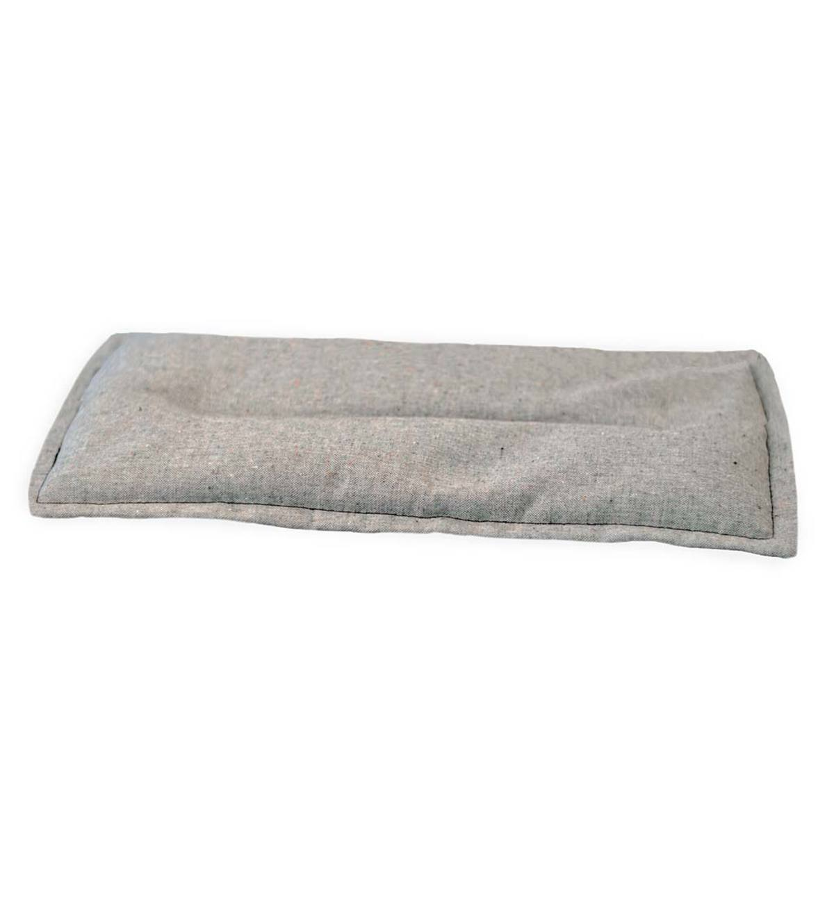 Organic Hemp and Herb Warming/Cooling Comfort Pack - Gray