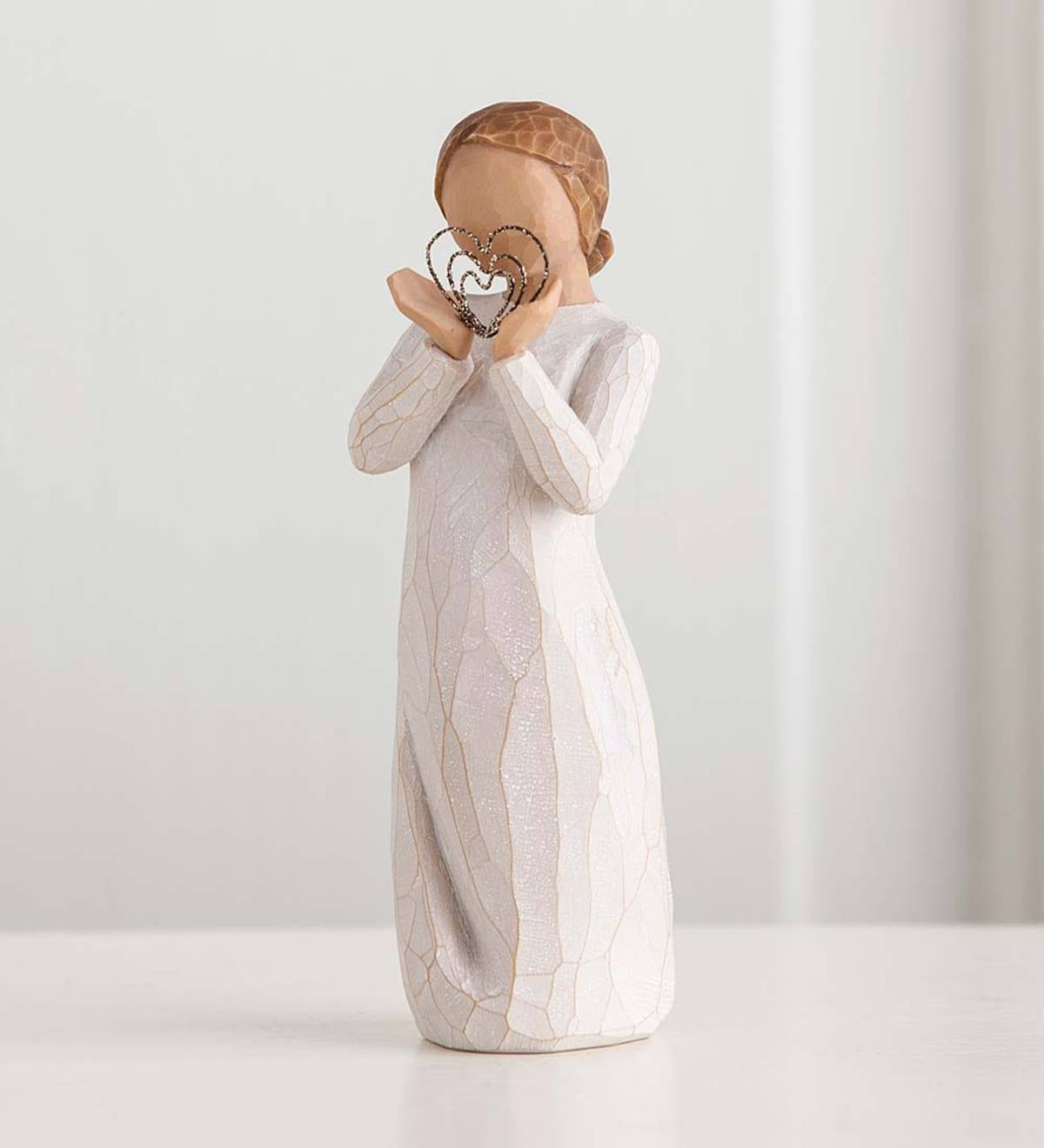"Willow Tree ""Lots of Love"" Figurine"
