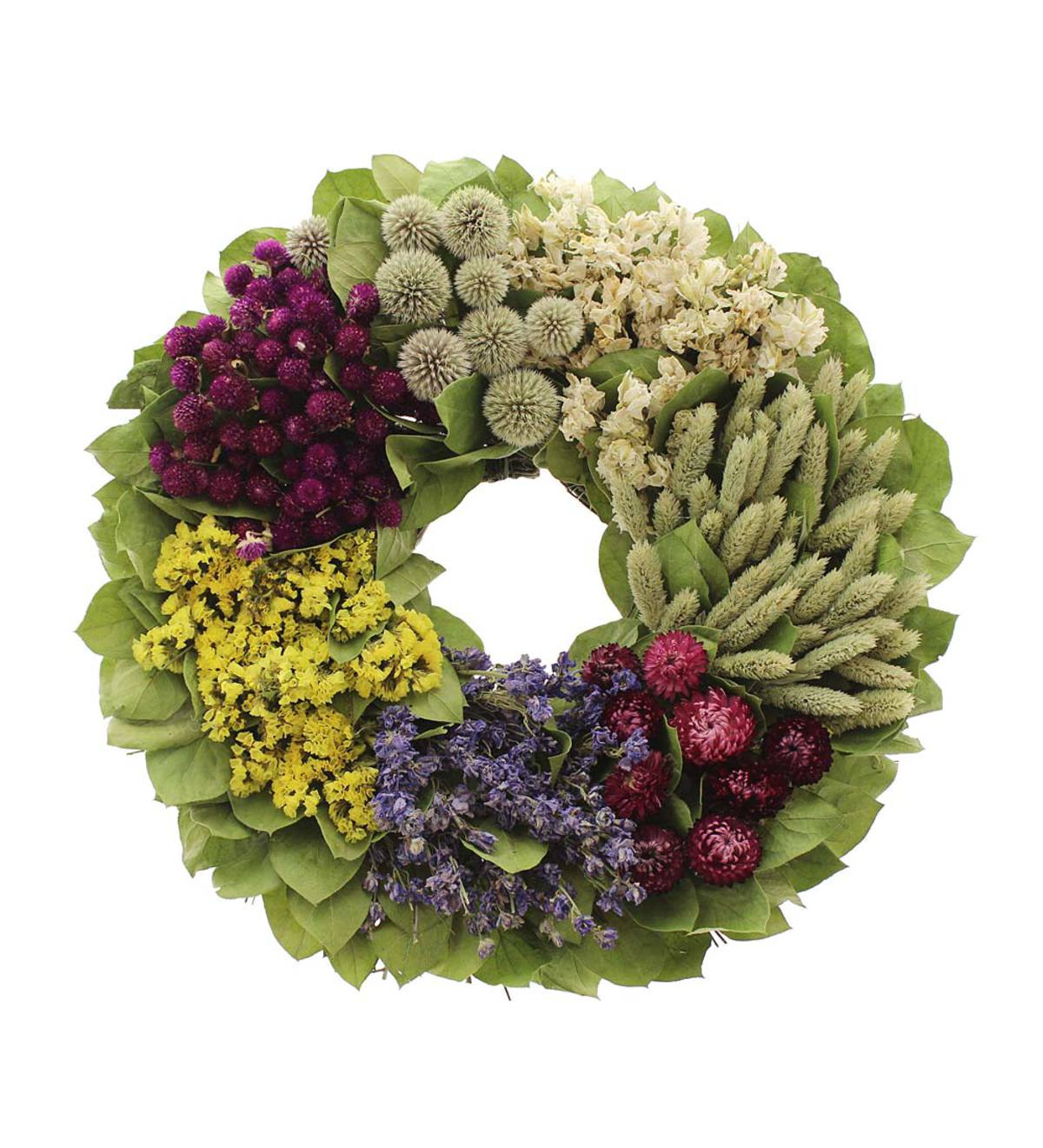 Flourish Collection Wreath