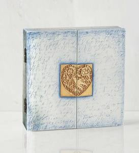 Willow Tree® Duet Triptych Hinged Box