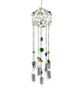 Beaded Wire Sphere Chime