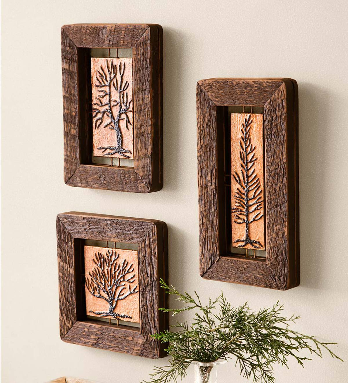 Handcrafted Paper Tree Wall Art