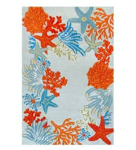 Ocean Scene Indoor/Outdoor Rug