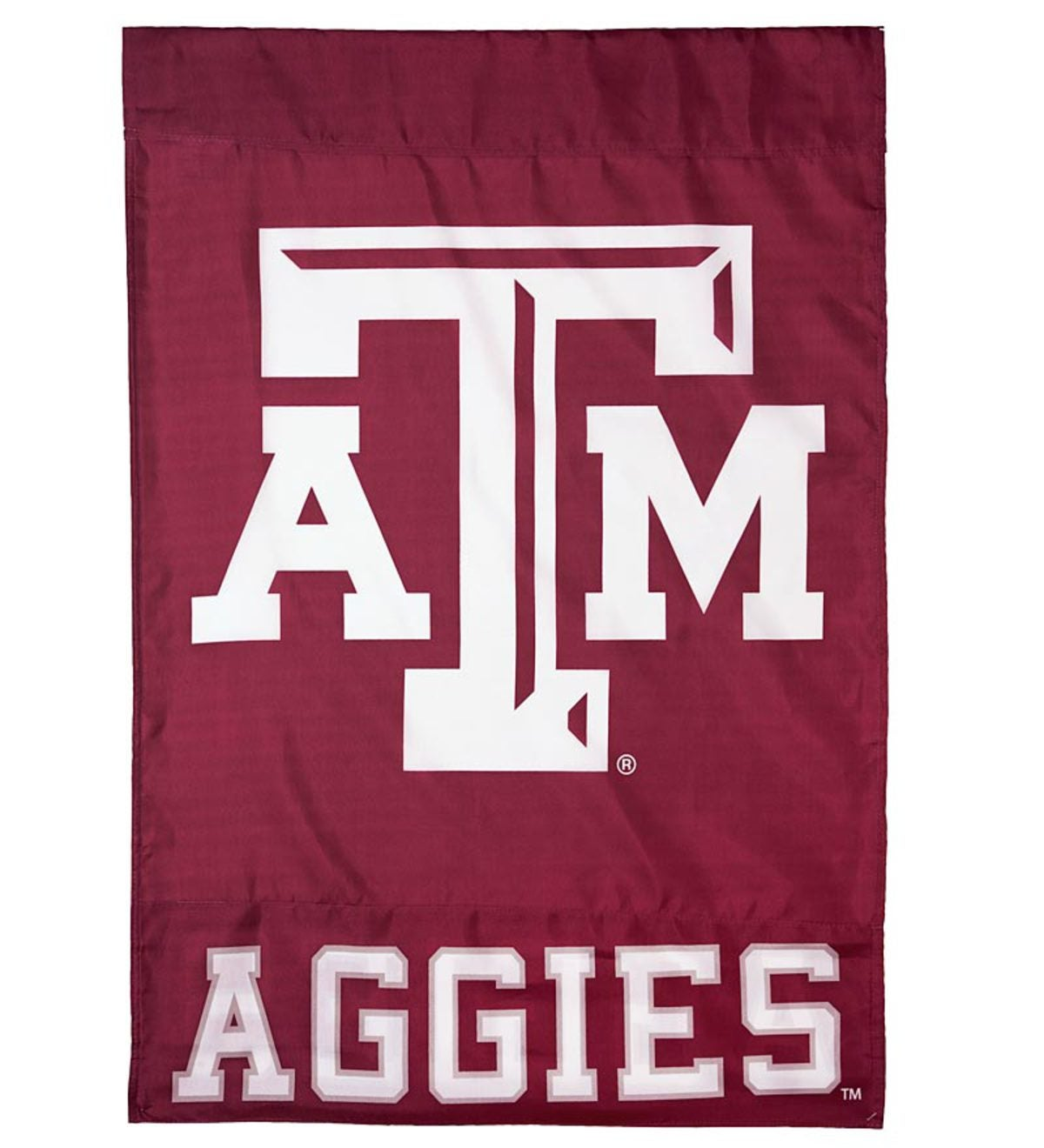 2 Sided Collegiate Flags - Texas A & M University