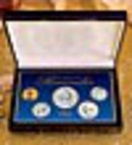 A Year To Remember Coin Set (1934-64)