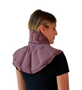 Organic Hemp and Herb Warming/Cooling Neck and Shoulder Wrap