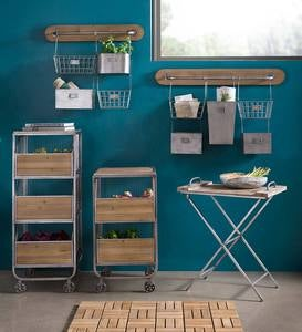 5-Bin Modular Hanging Storage Unit
