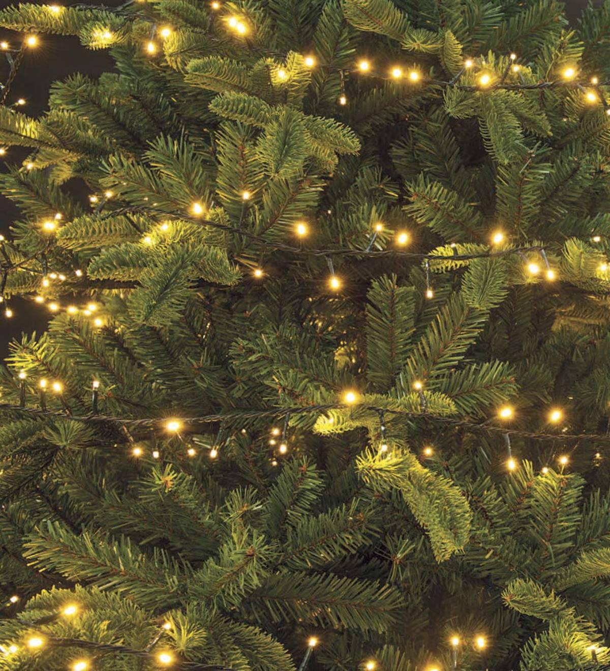 """Christmas Workshop Cluster Lights: Glow Light Cluster Holiday String Lights, 5'9"""""""