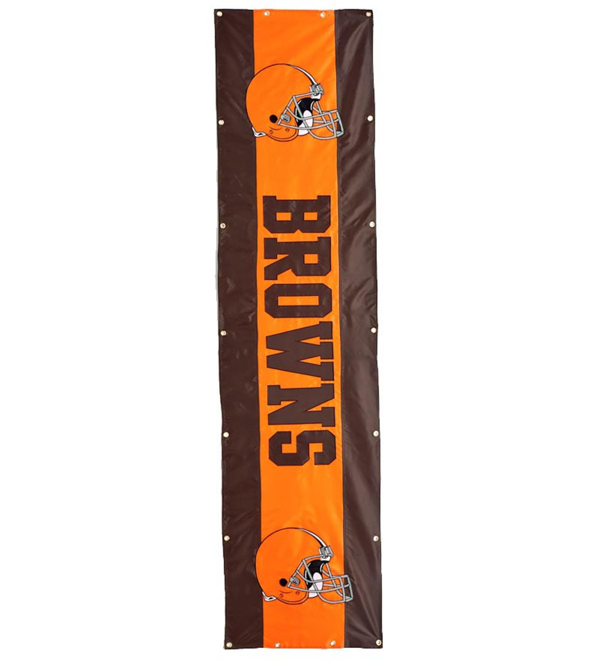 NFL Team-Themed Column Wraps - Cleveland Browns