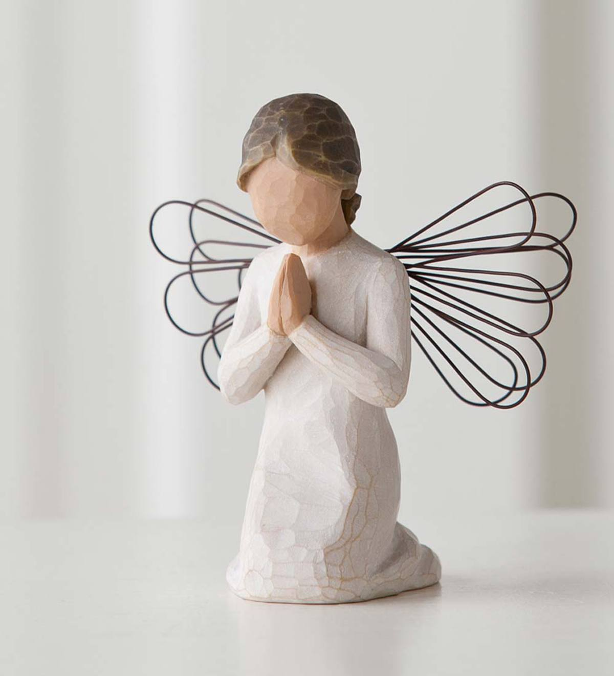 Willow Tree Angel of Prayer Figurine