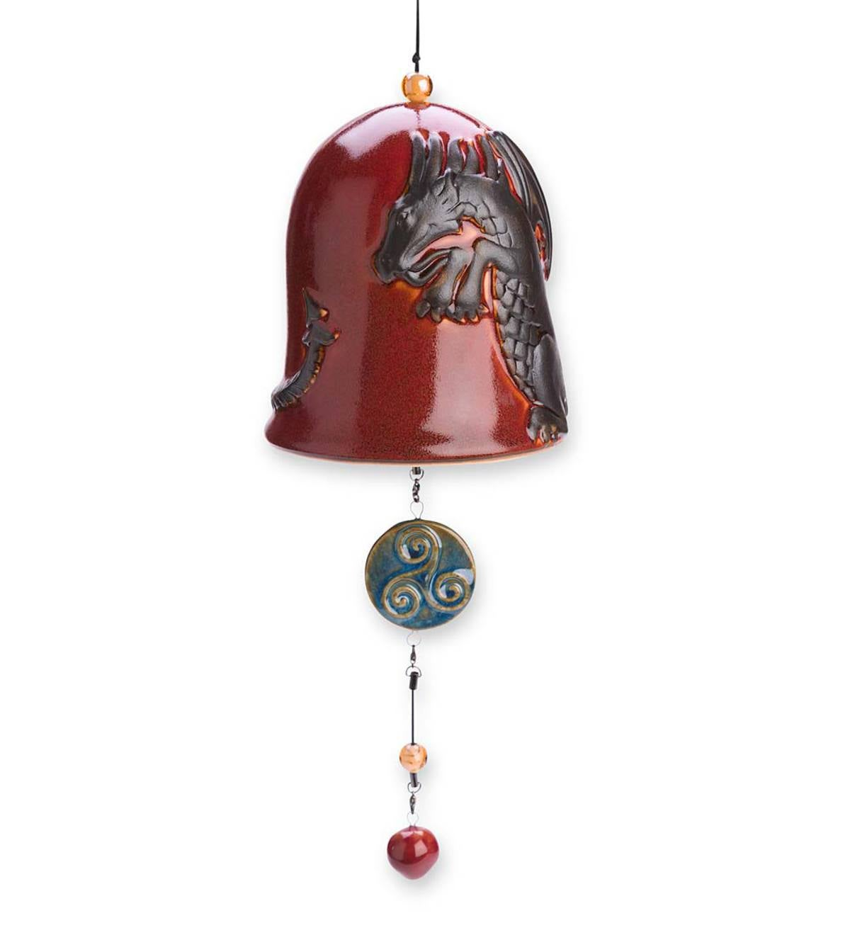 Dragon Whispering Bell - Red