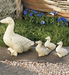 Duck Statues