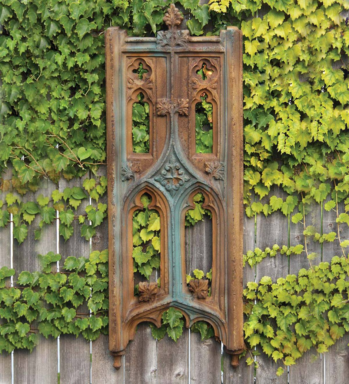 Exeter Tracery Panel Wall Decor