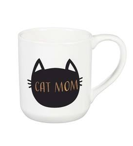 Dog/Cat Mom Mug and Ornament Gift Set