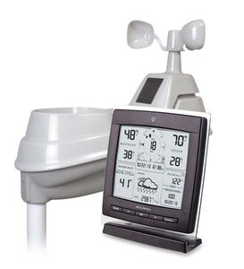 5-in-1 Digital Weather Station with Wireless Sensor by AcuRite®