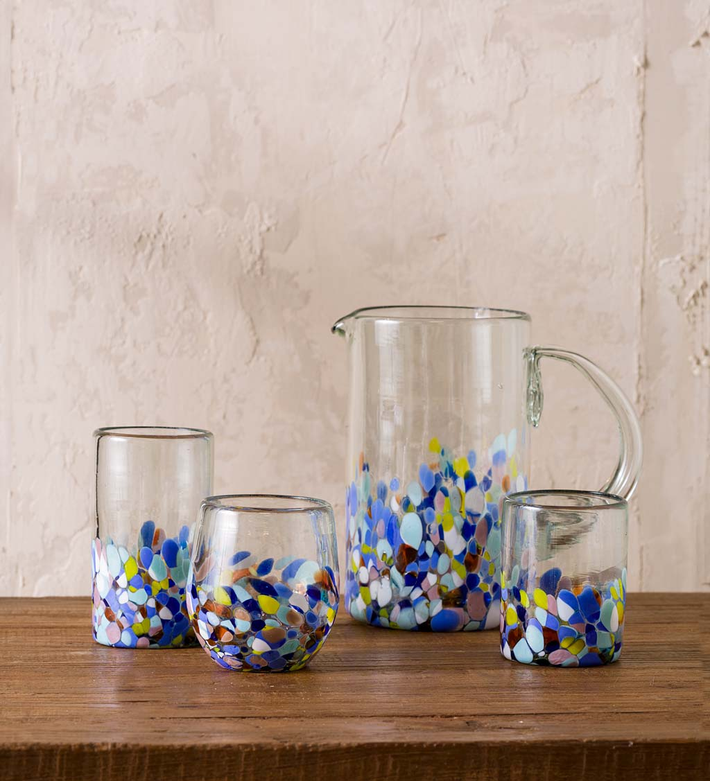 Riviera Recycled Glass Collection