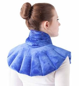 American-Made Soothing Herbal Aromatherapy Neck, Shoulder and Back Wrap
