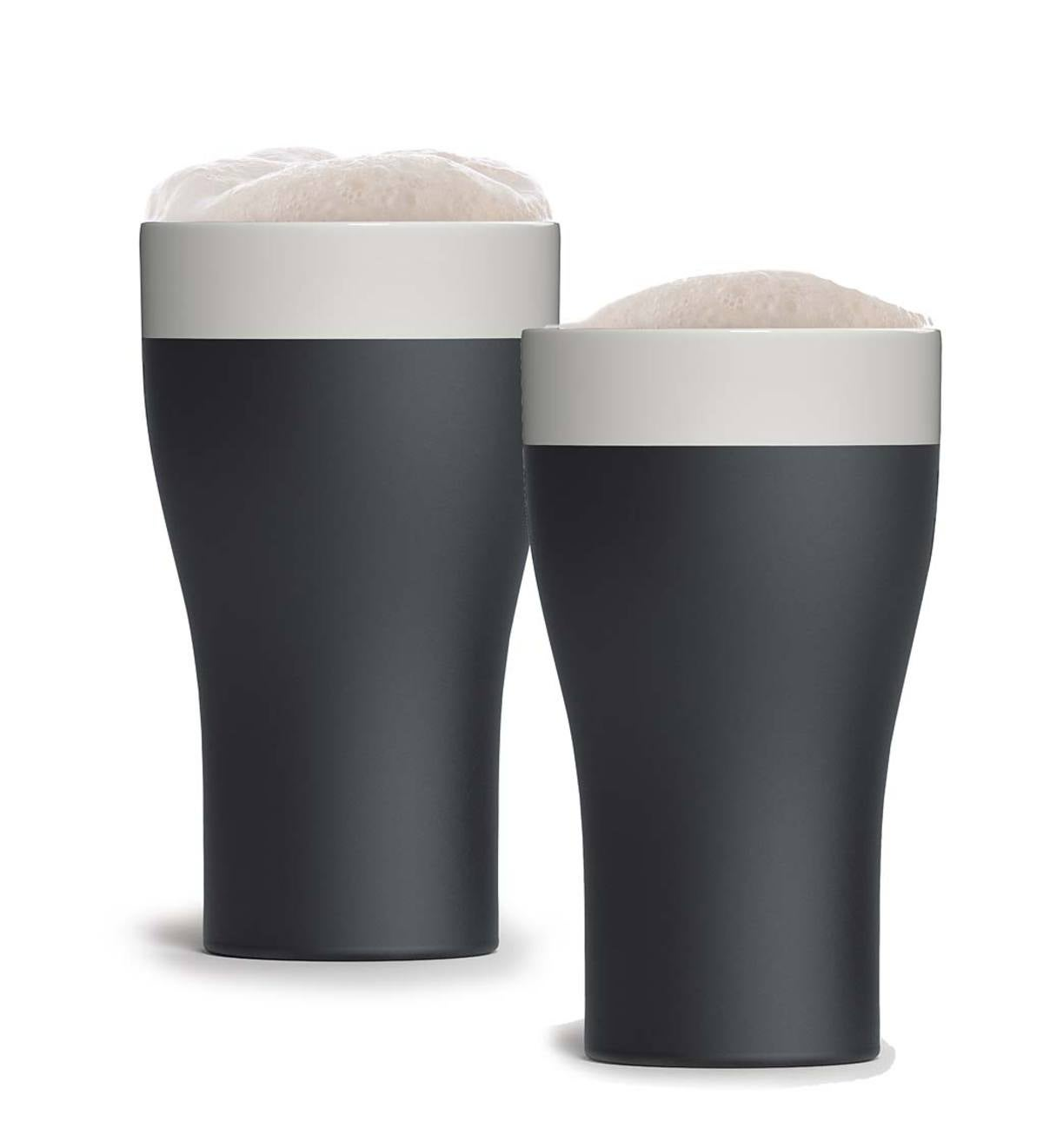 Massigo® Naturally Cooling Ceramic Tumblers, Set of 2