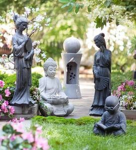 Indoor/Outdoor Buddha Fountain