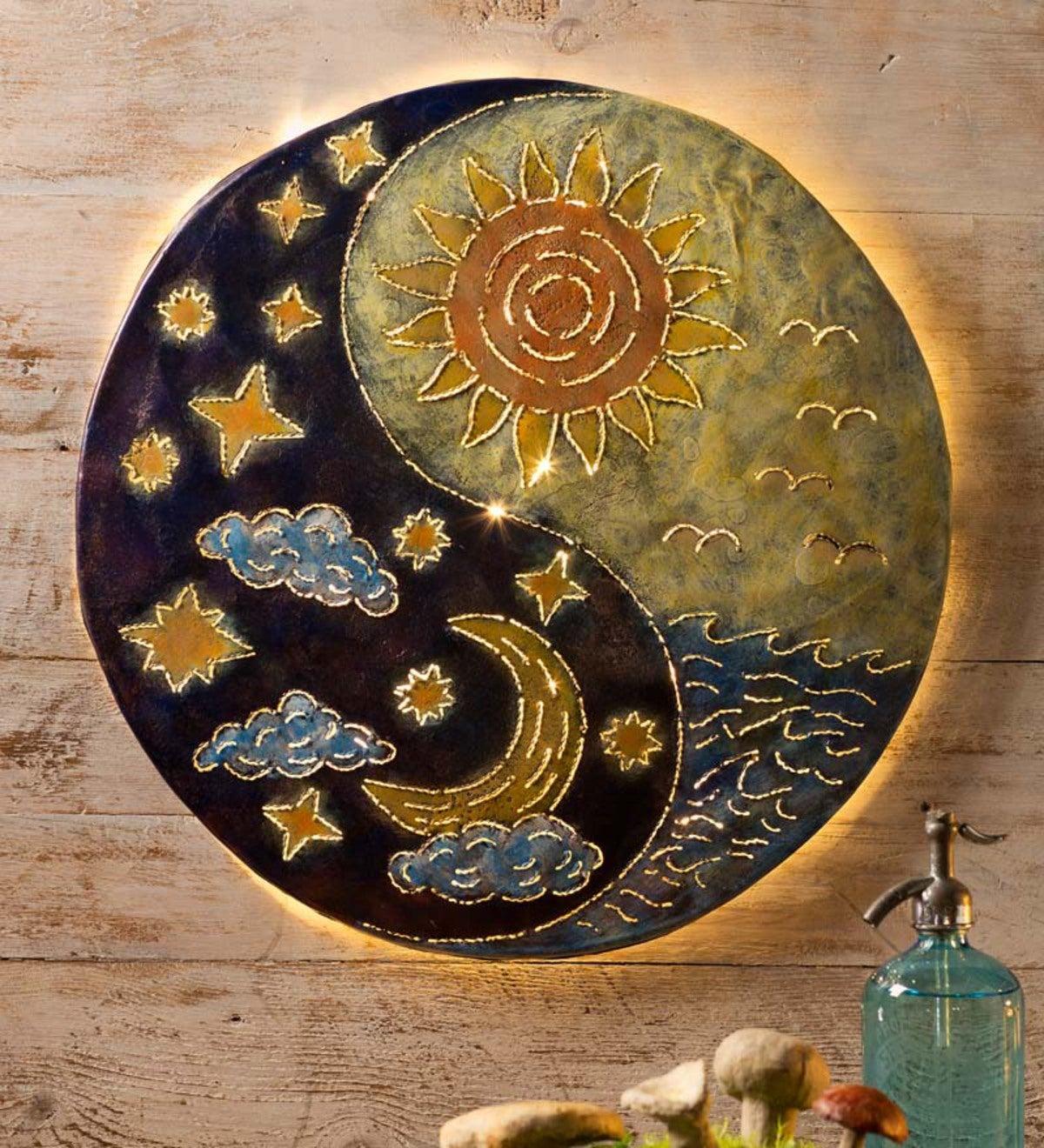 moon and sun - HD1200×1320