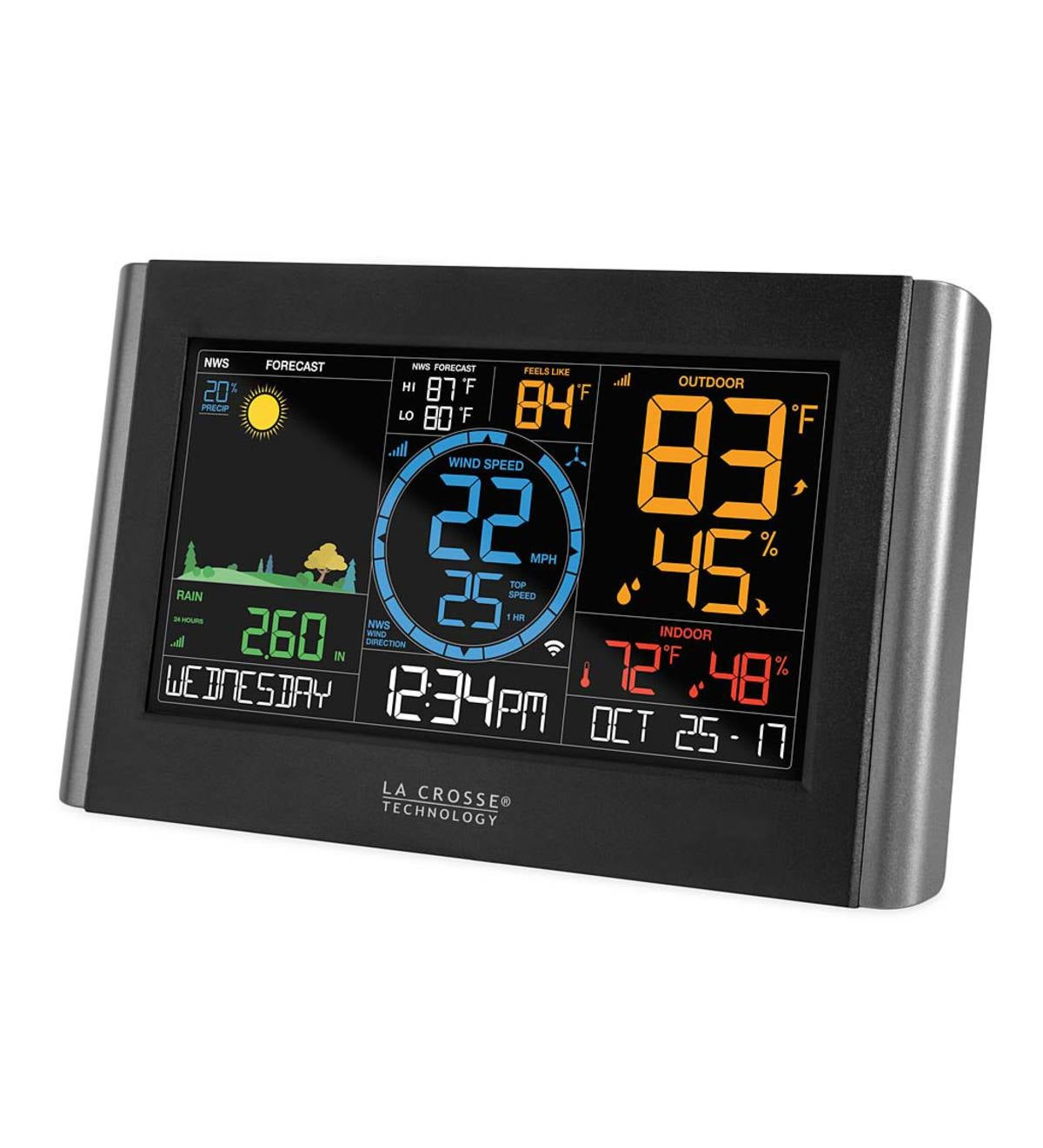 Remote Monitoring Weather Station by La Crosse®