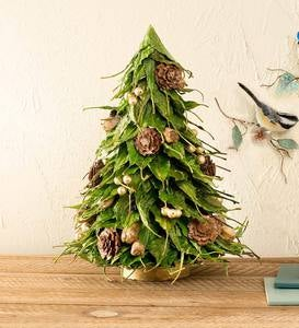 Mango Leaf Christmas Tree