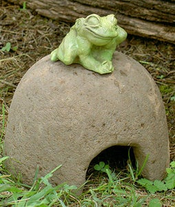 Mini Toad House