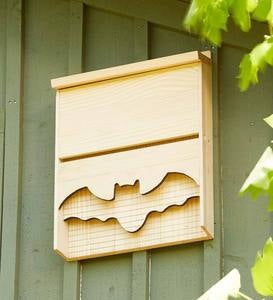 Large Wooden Bat House