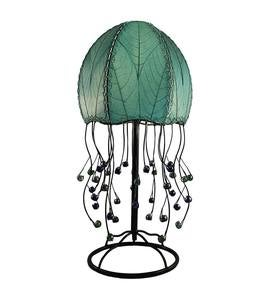 Handcrafted Jellyfish Table Lamp - Multi