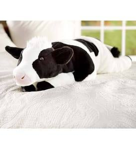 Cow Body Pillow