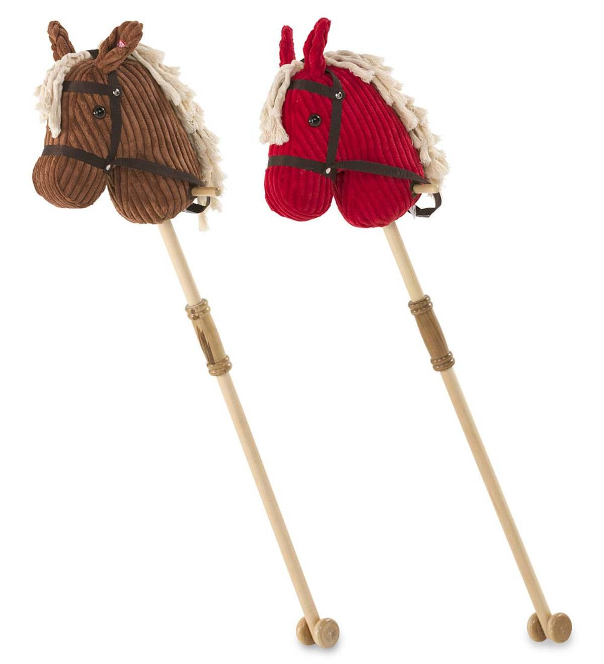 Giddy Up Hobby Horse - Red